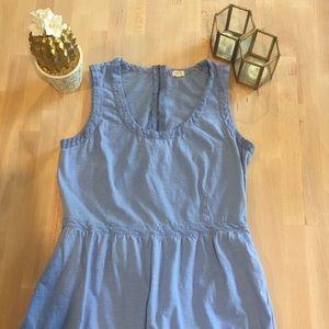 J. Crew - tank casual dress with pockets